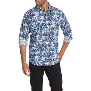 ROBERT GRAHAM Harz Classic Fit Shirt